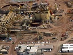 Giá vàng hiện thấp hơn giá thành tại các mỏ Nam Phi