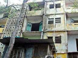 2 chung cư tại Hà Nội có khả năng đổ sập
