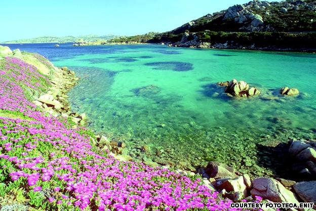Tháng 7: Đi biển ở nước Ý