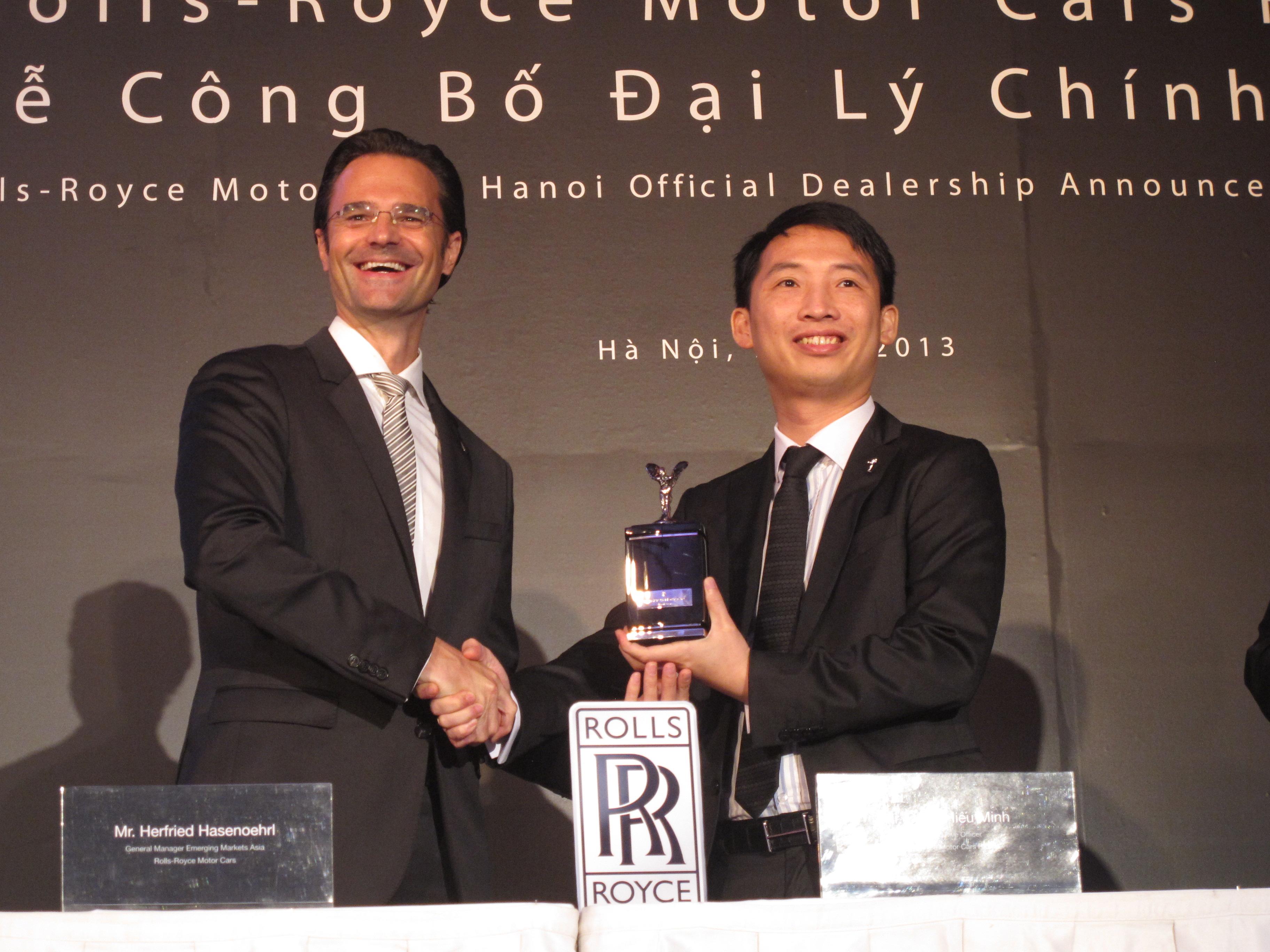Rolls-Royce và bài toán kinh doanh tại Việt Nam