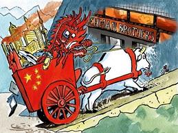 """Trung Quốc và nỗi lo """"bóng ma"""