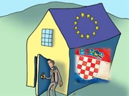 Croatia gia nhập EU: Xuyên qua cơn bão