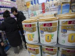 Trung Quốc điều tra thao túng giá sữa bột ngoại