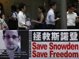 Hàng loạt quốc gia từ chối yêu cầu xin tị nạn của Edward Snowden