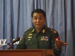 Mỹ trừng phạt tướng Myanmar vì mua vũ khí của Triều Tiên