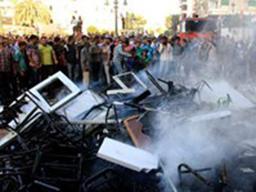 Ai Cập căng thẳng đỉnh điểm trước thời hạn chót