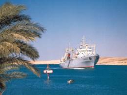Kênh đào Suez không gián đoạn do đảo chính Ai Cập