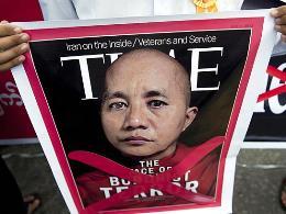 Myanmar tẩy chay tạp chí Time