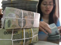 Tăng trưởng tín dụng đến cuối tháng 6 đạt 4,5%