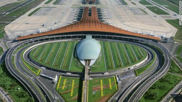 Chiêm ngưỡng những sân bay đẹp trên thế giới