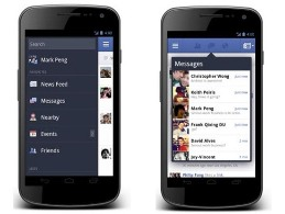 Ứng dụng Facebook cho Android bị lỗi nguy hiểm