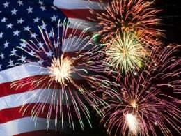 Nước Mỹ tưng bừng kỷ niệm quốc khánh lần thứ 237