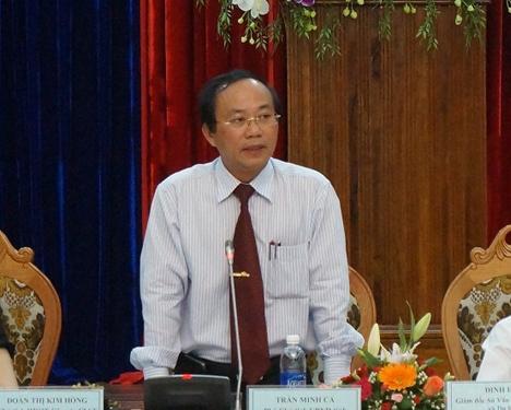 Phó chủ tịch tỉnh Quảng Nam đột tử