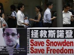 Edward Snowden vẫn đang ở Nga