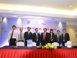 PV Drilling ký hợp đồng đóng mới giàn khoan biển tự nâng