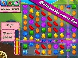 Trò chơi Candy Crush thu hàng trăm triệu USD mỗi năm