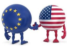 Khi Mỹ và EU bắt tay tự do hóa thương mại