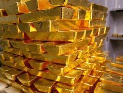 Giá vàng thế giới giảm hơn 15 USD/oz so với sáng nay