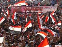 Quân đội Ai Cập lại nổ súng vào người biểu tình