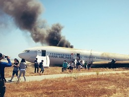 Tranh cãi về nguyên nhân vụ tai nạn máy bay ở San Francisco