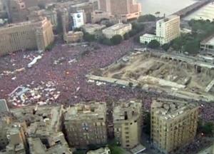 Người dân Ai Cập góp tiền cứu nền kinh tế