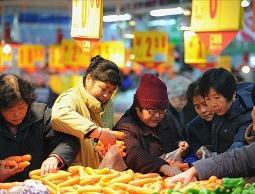 Lạm phát Trung Quốc tăng nhanh trở lại