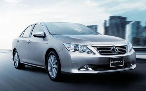Đồng loạt tăng giá xe Toyota tại Việt Nam từ tháng 8