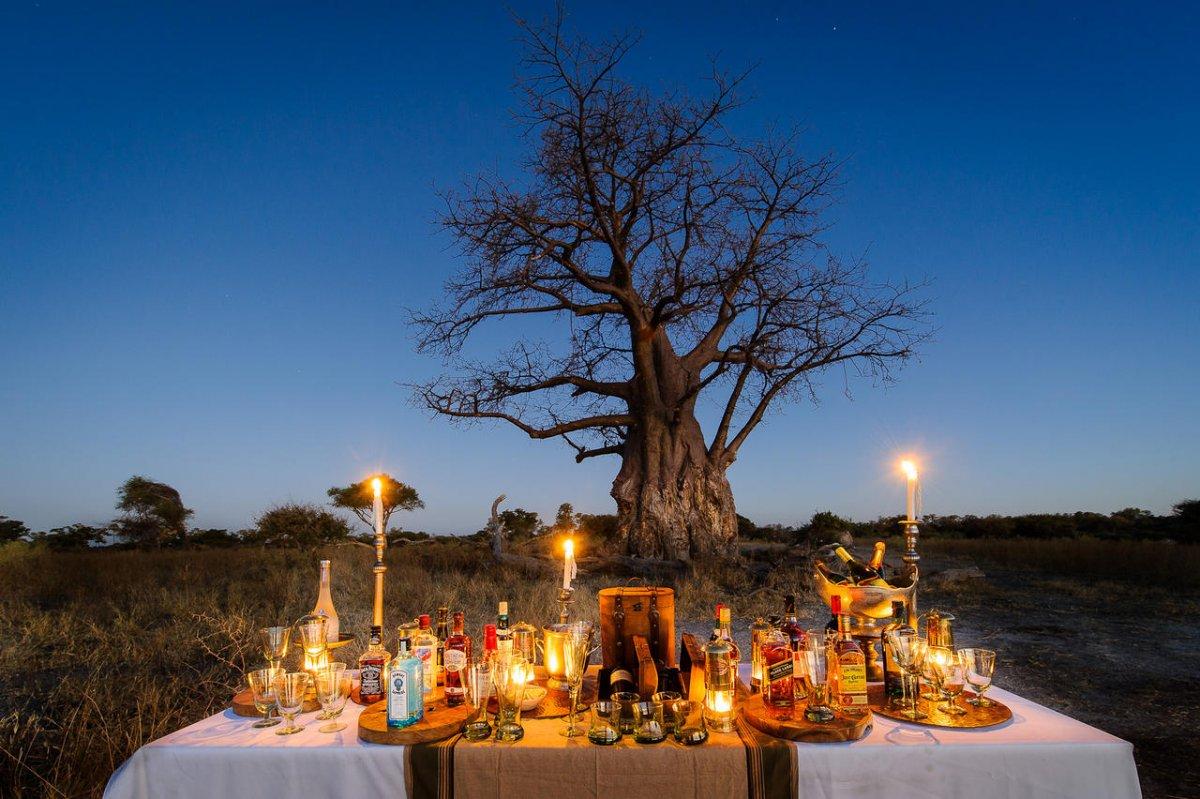 Cận cảnh khách sạn lều trại tốt nhất thế giới ở châu Phi
