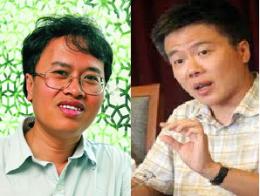 Hai giáo sư Ngô Bảo Châu và Đàm Thanh Sơn được quỹ Simons vinh danh