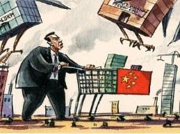 Vì sao Trung Quốc không thể mua cả thế giới?
