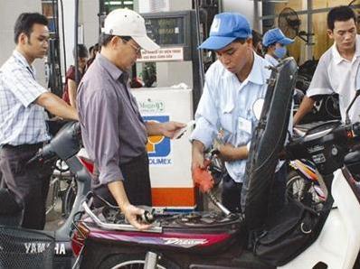 HSC dự báo giá xăng có khả năng tăng 1,45%