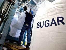 Xuất khẩu đường chậm do Trung Quốc ép giá và cạnh tranh từ Thái Lan