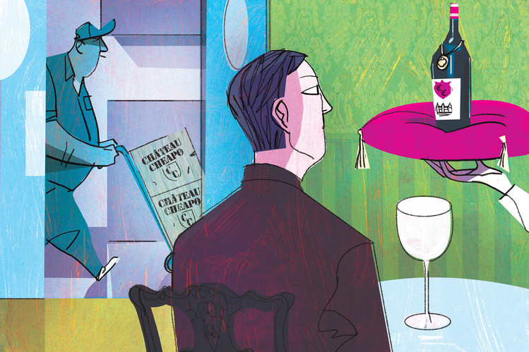 Vì sao rượu ở nhà hàng luôn đắt?