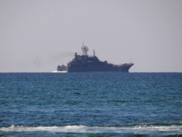 Tàu chiến Mỹ di chuyển về phía Ai Cập