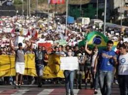 Giao thông Brazil tê liệt vì tổng đình công