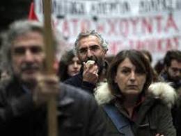 Tỷ lệ thất nghiệp Hy Lạp tiếp tục lên kỷ lục mới