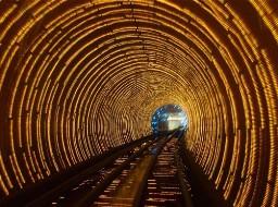 Trung Quốc xây hầm xuyên biển dài nhất thế giới