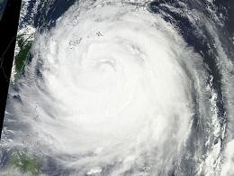 Đài Loan báo động vì siêu bão đổ bộ