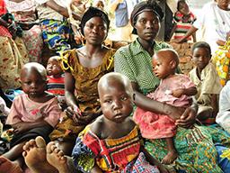 60.000 người Congo phải tị nạn ở Uganda vì bạo lực