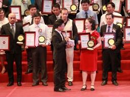 Công ty con của PAN nhận giải thưởng