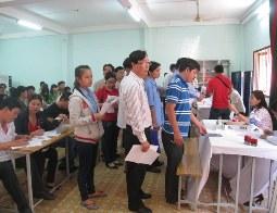 Số lao động đăng ký thất nghiệp tại TPHCM giảm mạnh