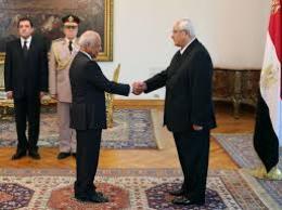 Nội các mới Ai Cập tuyên thệ nhậm chức