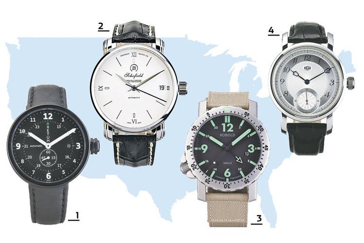 Đồng hồ Mỹ: Lên ngôi và vượt mặt đồng hồ Thụy Sĩ