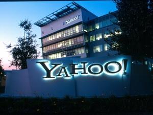 Lợi nhuận của Yahoo tăng 150%