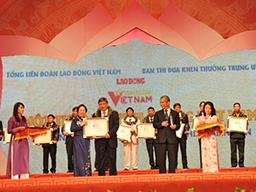 Tổng giám đốc Vietcombank được vinh danh trong chương trình