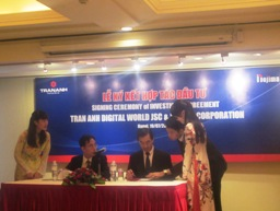 Tập đoàn Nhật Bản chi 64 tỷ đồng sở hữu 10% Trần Anh