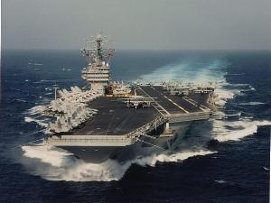 Mỹ điều tàu sân bay hạt nhân Truman tới vùng Vịnh
