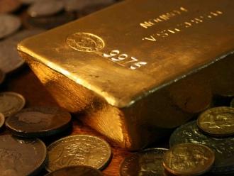 Giá vàng phục hồi lên 1.284 USD/oz