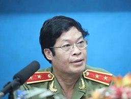 Trung tướng Hữu Ước thôi làm Tổng biên tập báo Công an Nhân dân