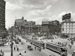 Thành phố Detroit thời hoàng kim qua ảnh